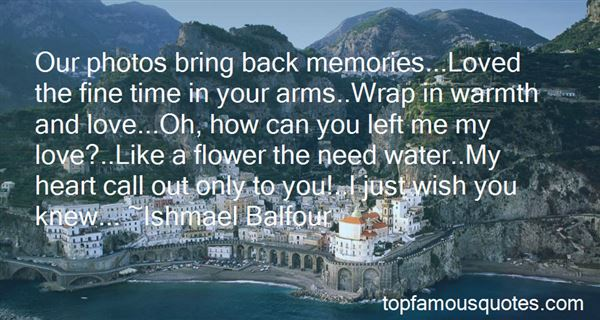 Quotes About Wish You Knew