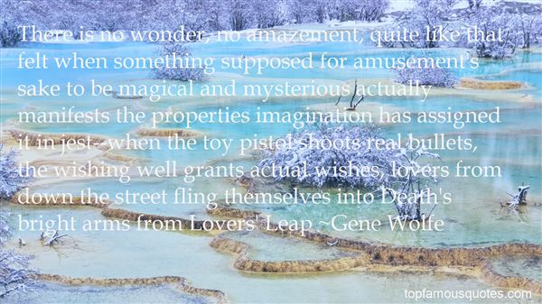 Quotes About Wishing Well