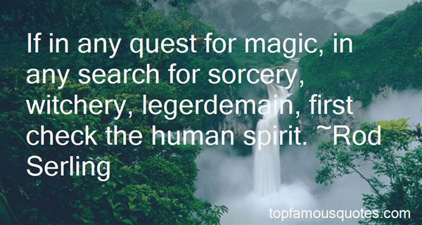 Quotes About Witchery