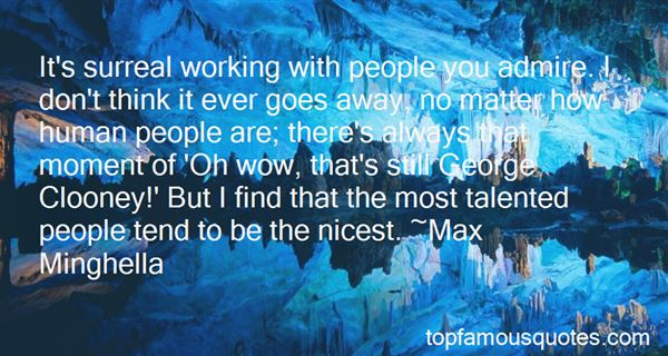 Quotes About Working With People