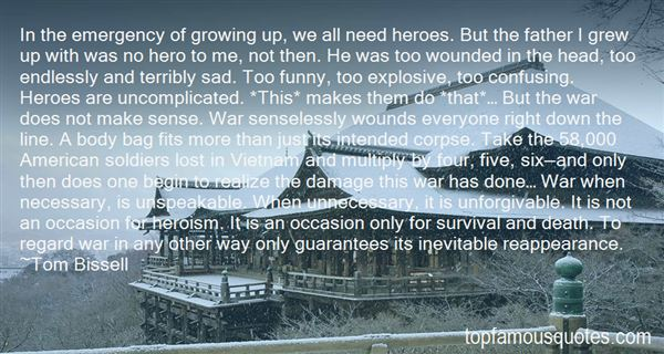 Quotes About Wounded Soldiers