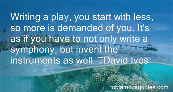 Quotes About Writing Instruments