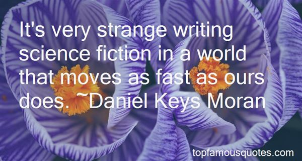 Quotes About Writing Science Fiction