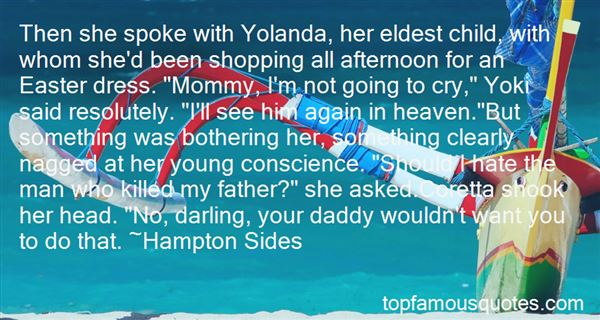 Quotes About Yolanda