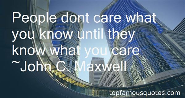 Quotes About You Dont Care