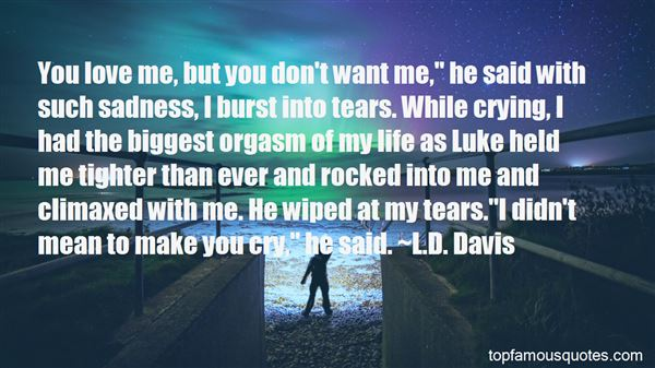 Quotes About You Love Me