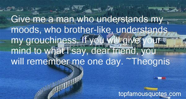 Quotes About You Will Remember Me