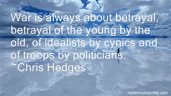 Quotes About Young Politicians