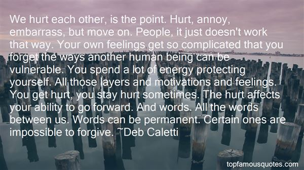Quotes About Your Feelings Being Hurt