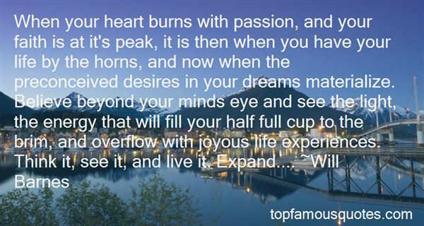 Quotes About Your Passion In Life