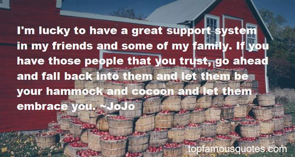 Quotes About Your Support System